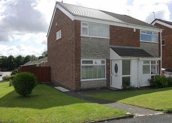 Thumbnail 3 bed semi-detached house for sale in Abbots Way, Billinge