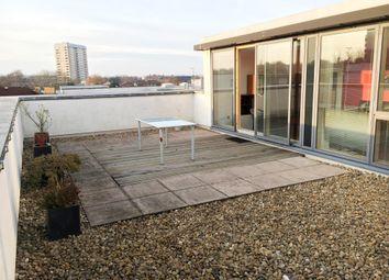 Thumbnail 3 bed flat to rent in Sherborne Street, Edgbaston, Birmingham