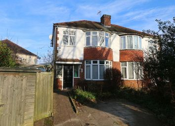 Thumbnail 3 bed semi-detached house for sale in Braemar Road, Leamington Spa, Warwickshire