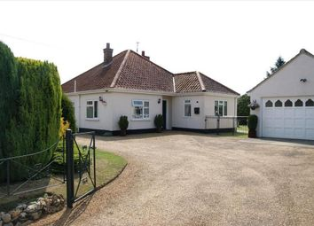 Thumbnail 3 bed bungalow to rent in Haspalls Road, Swaffham