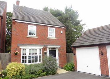 Thumbnail 4 bedroom detached house for sale in Burgess Drive, Earl Shilton, Leicester