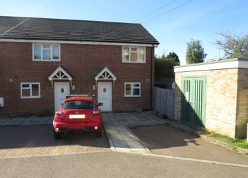Thumbnail 2 bed end terrace house for sale in Aubries, Walkern, Stevenage