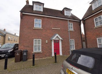 Thumbnail 5 bedroom detached house to rent in Mascot Square, Colchester