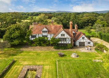 Thumbnail 8 bed detached house for sale in Somersbury Lane, Ewhurst, Cranleigh, Surrey