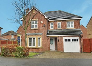 Thumbnail 4 bed detached house for sale in Chevening Park, Kingswood, Hull