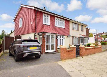 Huntsman Road, Ilford, Essex IG6. 3 bed semi-detached house
