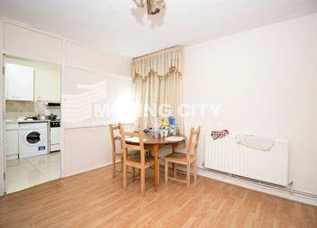 Thumbnail 2 bed flat for sale in Busbridge House, Brabazan Street, Poplar