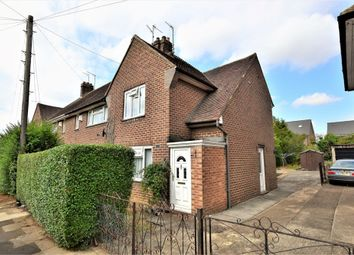 Thumbnail 2 bed end terrace house for sale in Wakefield Road, Kingsthorpe, Northampton