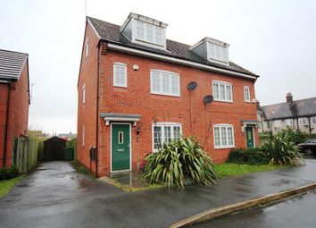 Thumbnail 4 bed semi-detached house to rent in Charnley Drive, Wavertree, Liverpool, Merseyside