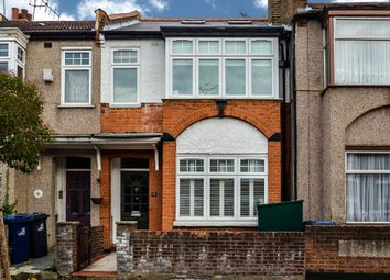 Thumbnail 4 bed terraced house for sale in Half Acre Road, London