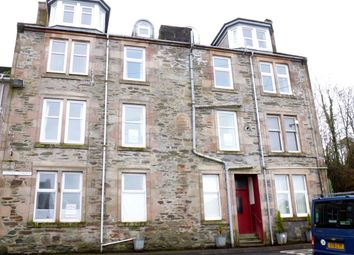 Thumbnail 1 bed flat for sale in Flat 1/2, 67, Castle Street, Port Bannatyne, Isle Of Bute