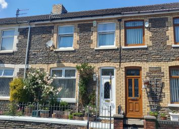 Thumbnail 3 bed terraced house for sale in Garden Street, Llanbradach, Caerphilly