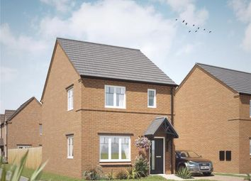 Thumbnail 3 bed semi-detached house for sale in Overseal, Swadlincote, Derbyshire