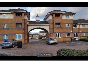 Thumbnail 1 bed flat to rent in The Moorings, Oldbury