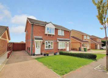 Thumbnail 2 bed semi-detached house for sale in Cranbourne Way, Pontprennau, Cardiff