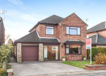 Thumbnail 3 bed detached house for sale in Baildon Crescent, North Hykeham