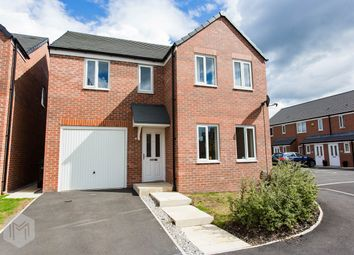 Thumbnail 4 bed detached house for sale in Sky Lark Close, Lostock, Bolton