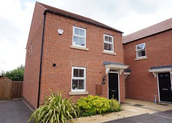 Thumbnail 3 bed semi-detached house for sale in Dairy Way, Kibworth