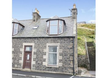 Thumbnail 2 bedroom end terrace house for sale in Union Road, Macduff