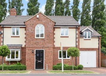 Thumbnail 4 bedroom detached house for sale in Littleworth, Wheatley