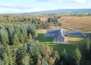 Thumbnail 4 bed country house for sale in Thornhill, Stirling