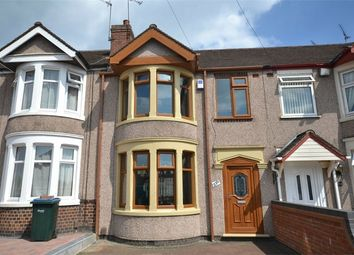 Thumbnail 3 bedroom terraced house for sale in Cheveral Avenue, Radford, Coventry, West Midlands