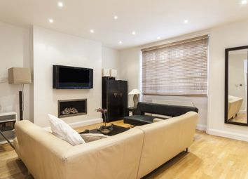 Thumbnail 3 bed flat to rent in Kensington Gardens Square, London