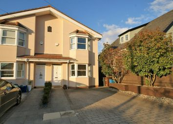 Thumbnail Semi-detached house for sale in Boundary Road, Bishop's Stortford