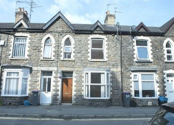 Thumbnail 2 bed terraced house for sale in Osborne Road, Pontypool, Torfaen
