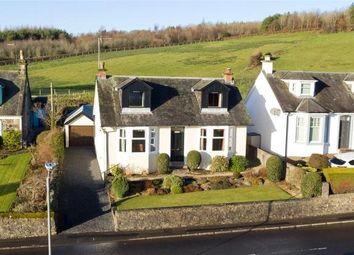 Thumbnail 3 bed detached bungalow for sale in Johnshill, Lochwinnoch, Renfrewshire
