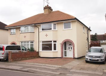 Thumbnail 4 bedroom semi-detached house to rent in Kings Road, London Colney, St.Albans