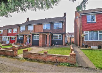 Thumbnail 3 bed semi-detached house for sale in Paradise Close, Cheshunt, Waltham Cross