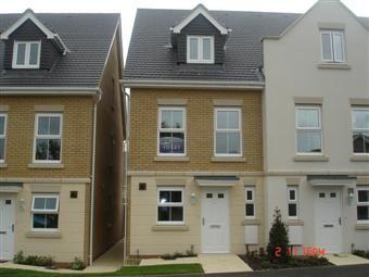 Thumbnail 3 bed town house to rent in Alexandra Terrace, King Edward Avenue, Dartford, Kent