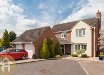 Thumbnail 4 bed detached house for sale in Gleed Close, Purton, 4