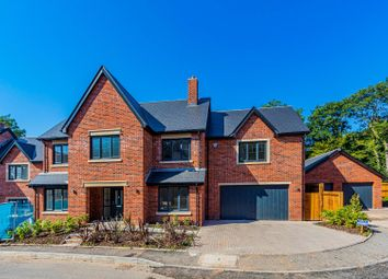 Thumbnail 4 bed detached house for sale in Nursery Court, Llwyn Y Pia Road, Lisvane, Cardiff