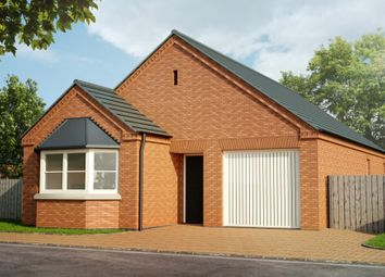 Thumbnail 3 bed detached bungalow for sale in Eastlands, Crowland
