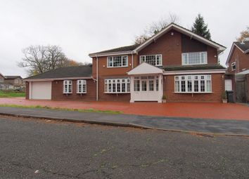 Thumbnail 6 bed detached house for sale in The Spinney, Handsworth Wood, Birmingham