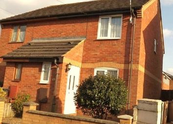 Thumbnail 2 bedroom semi-detached house to rent in Norman Crescent, East, Well Located, Ipswich