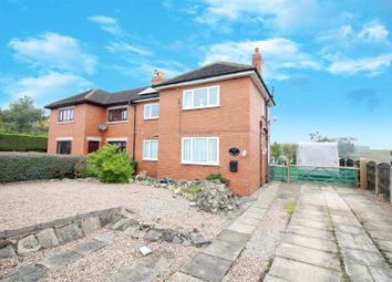 Thumbnail 3 bed semi-detached house for sale in Hall Lane, Newthorpe, Leeds