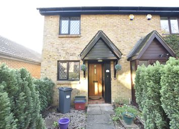 Thumbnail 2 bed end terrace house for sale in Foxwood Close, Feltham, Middlesex
