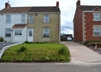Thumbnail 3 bed semi-detached house for sale in Stockhill Road, Chilcompton, Radstock