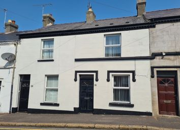 Thumbnail 2 bed terraced house for sale in Crosby Street, Bangor