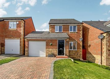 Luke Terrace, Wheatley Hill, Durham DH6. 3 bed detached house