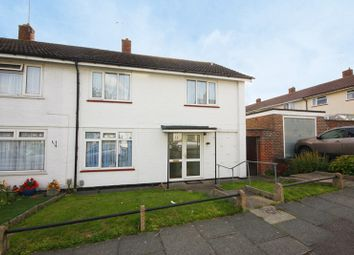 Thumbnail 4 bed end terrace house for sale in Shepherd Close, Southgate, Crawley