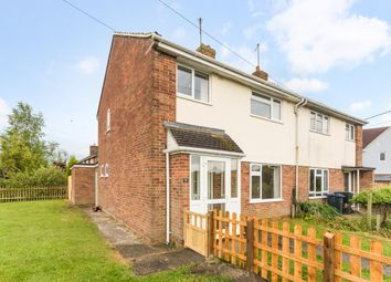 Thumbnail 3 bed semi-detached house to rent in Canal Close, Wilcot, Pewsey