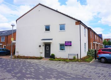 Thumbnail 2 bed flat for sale in Alcock Crescent, Dartford