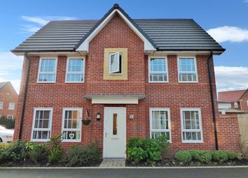 Thumbnail 3 bed detached house for sale in 61, Findley Cook Road, Wigan, Greater Manchester