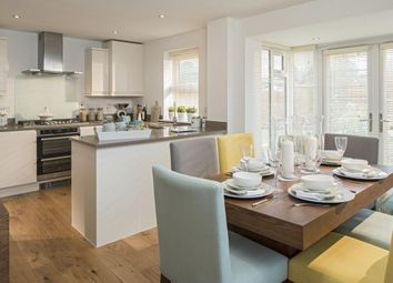 "Thumbnail 4 bed detached house for sale in ""Hertford"" at Walnut Close, Keynsham, Bristol"