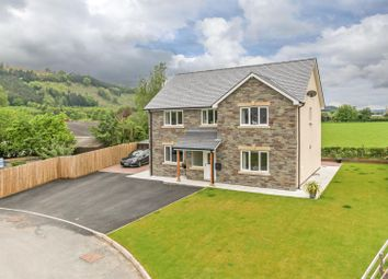 Thumbnail 4 bed property for sale in Cwrt-Y-Gaer, Boughrood, Brecon