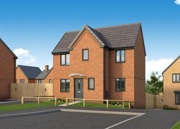 "Thumbnail 3 bed property for sale in ""The Coombe At Roman Fields "" at Chamberlain Way, Peterborough"